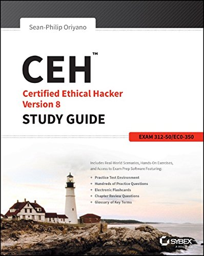 certified ethical hacker study guide That's the philosophy behind ethical hacking, and it's a growing field prepare for certification in this important area with this advanced study guide that covers all exam objectives for the challenging ceh certified ethical hackers exam the book provides full coverage of exam topics, real-world examples,.