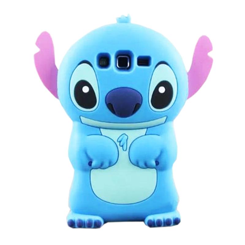 Pop Stitch Anime Soft Silicone Case Coque For Samsung Galaxy S3 S4 S5 ...