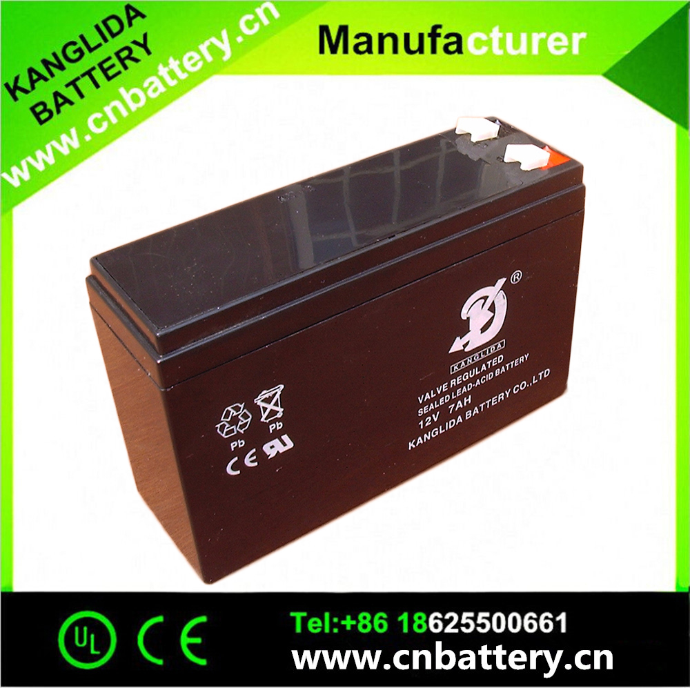 12v battery prices,12v 7ah rechargeable maintenance free exide battery(China (Mainland))