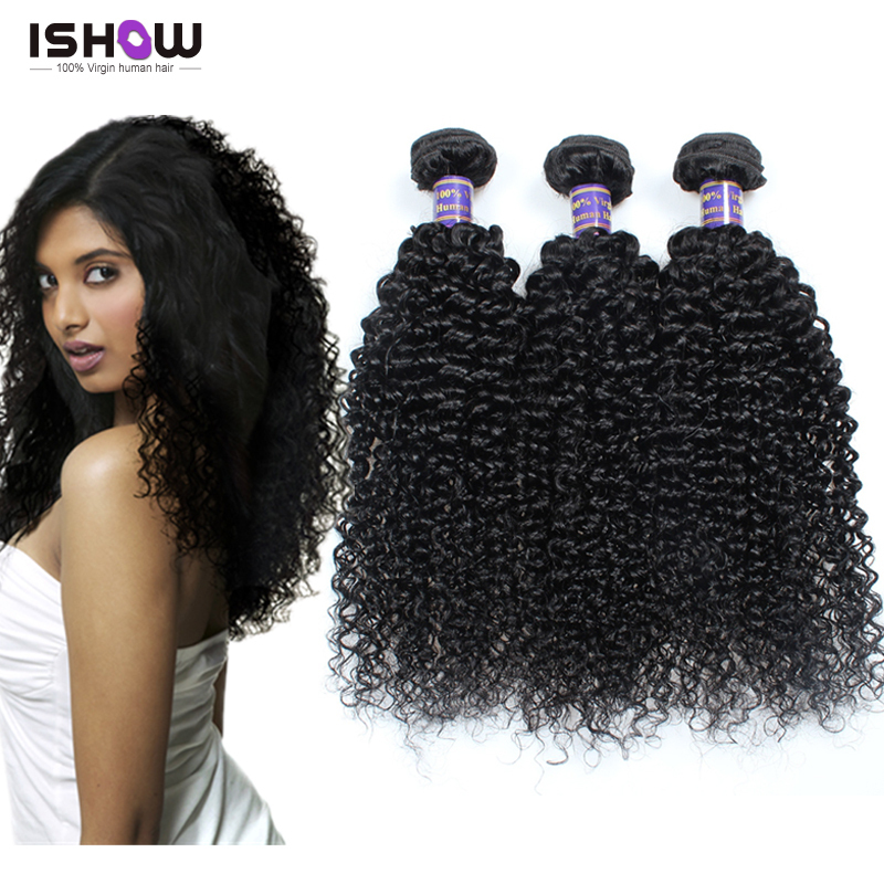 Brazilian Virgin Hair Kinky Curly Hair Bundles 7A Unprocessed Virgin Hair Brazilian Curly Virgin Hair Afro Kinky Curly Hair