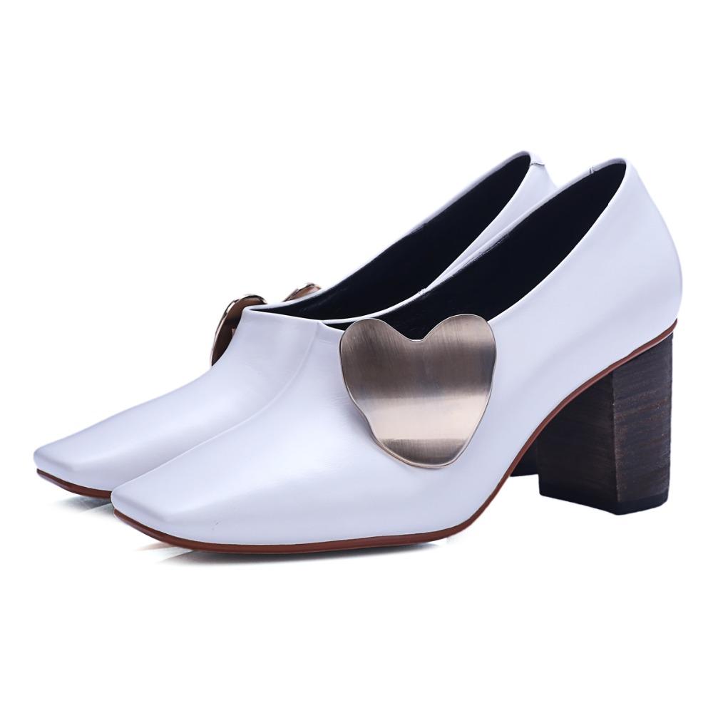 Slipper High Heels