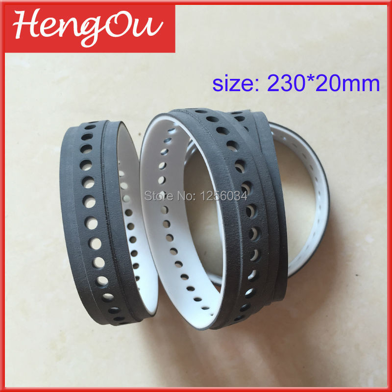 2 pieces free shipping high quality heidelberg spare parts belt(China (Mainland))