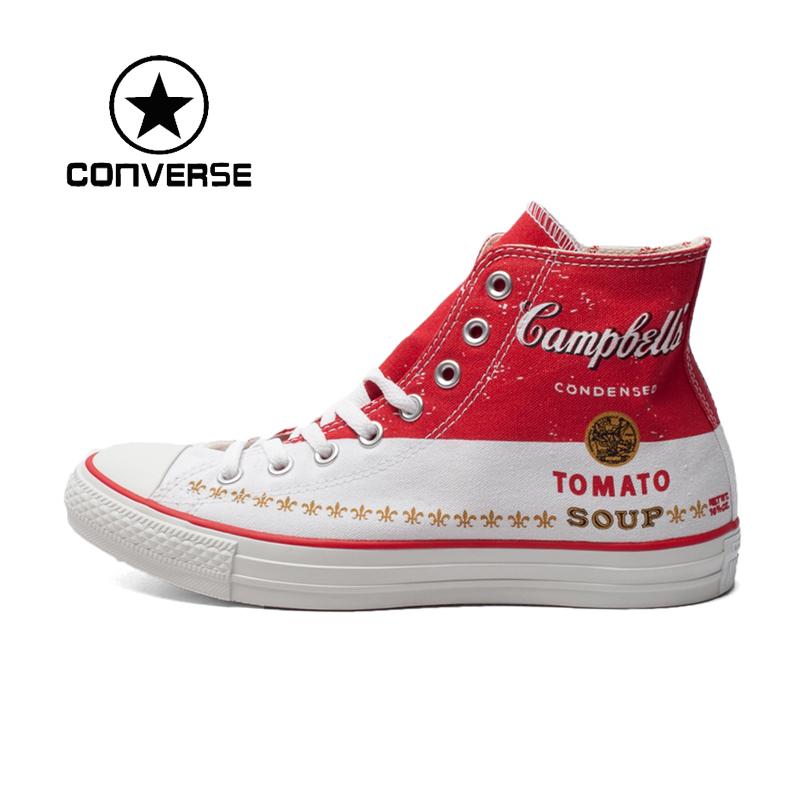 Фотография Original  Converse  unisex  skateboard shoes  sneakers  free shipping