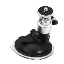 Suction Cup Ballhead Mount Tripod Holder For Car Window Screen DVR DV GPS Camera Mini Suction Cup Ballhead Mount Tripod Holder