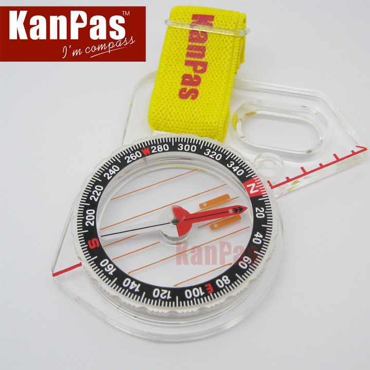 free shipping/good quality orienteering thumb compass for professional orienteers
