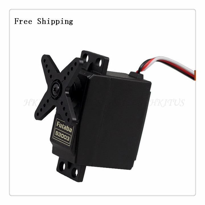 Гаджет  Brand New Futaba S3003 High Torque Standard Servo For RC Helicopter Toy car Truck Boat toys Duratrax GS racing Car S138 S148 S22 None Игрушки и Хобби