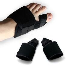 2Pcs Soft Bunion Splint Correction Corrector Medical Device Hallux Valgus Foot Care(China (Mainland))