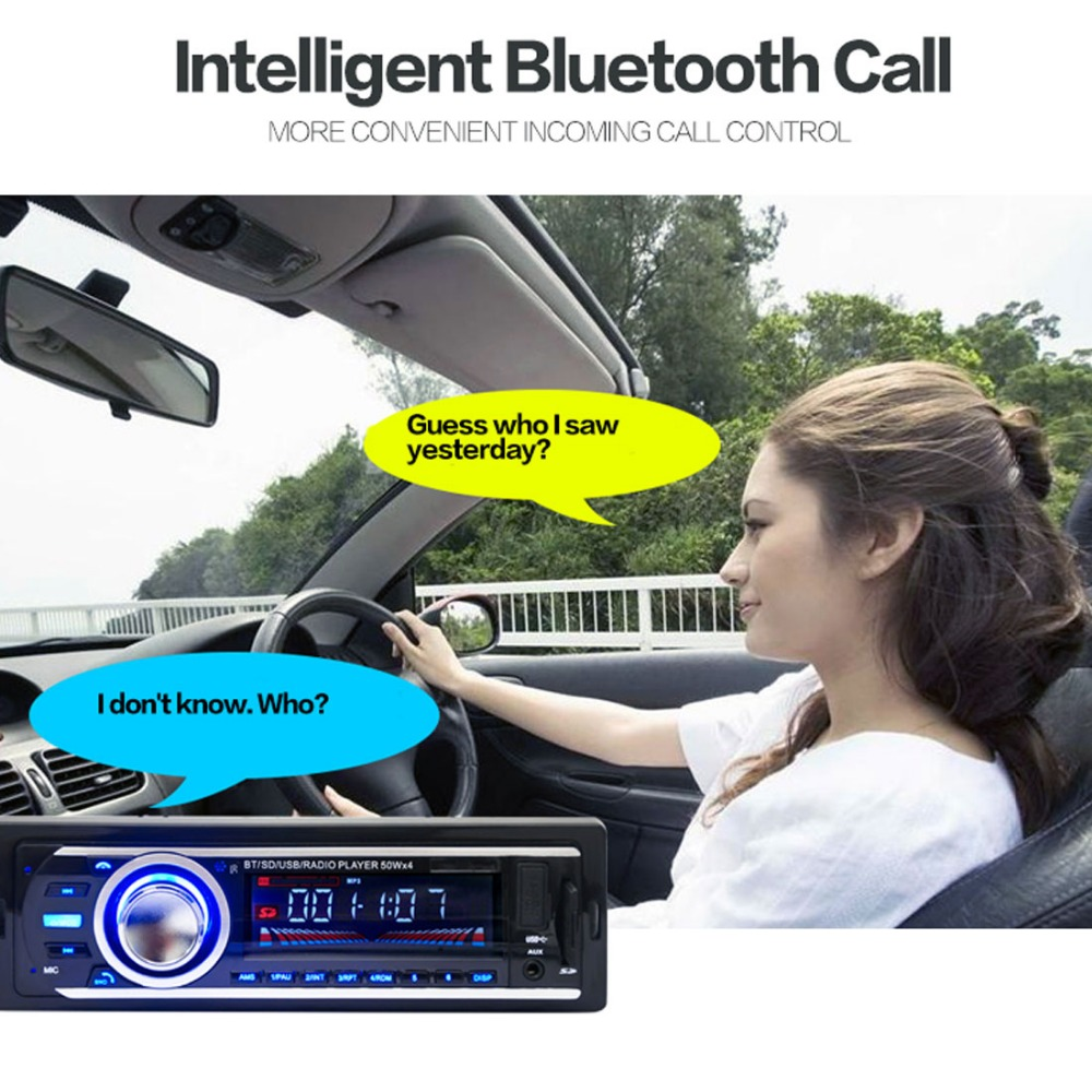 2126 Car Auto Radio Stereo Bluetooth AUX-IN MP3 FM / USB 12V Audio Player 1 Din Support for three-band radio store FM1-FM2-FM3(China (Mainland))