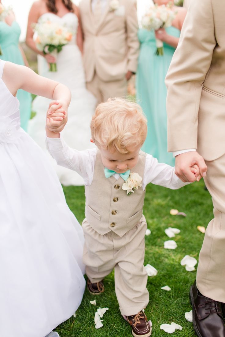 New Arrival 2016 Summer Baby Boy Wedding Clothes With Vest
