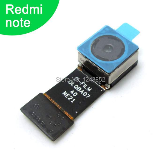 Redmi Note 4G version ORIGINAL New replacement back rear camera for 13.0MP Free shipping Tracking Code