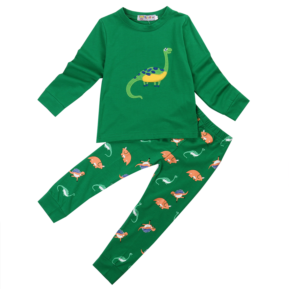 popular dinosaur pyjama buy cheap dinosaur pyjama lots from kids baby boys girls dinosaur clothes pyjamas set nightwear sleepwear homewear kigurumi sleepers children s pajamas set