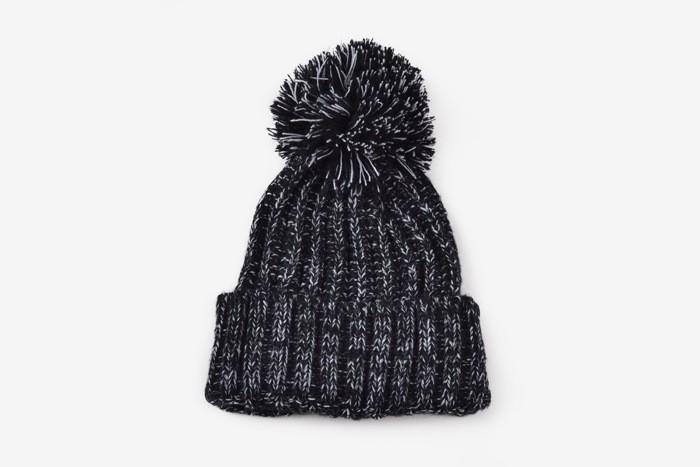 Зима смесовой сфера зима шляпа для женщины / дамы 7 цветов