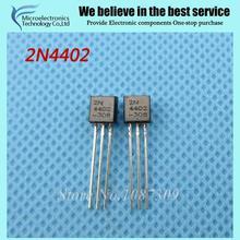 200 шт. бесплатная доставка 2N4402 К-92 Биполярные Транзисторы-БЮТ NPN Gen Pur SS новый оригинальный(China (Mainland))