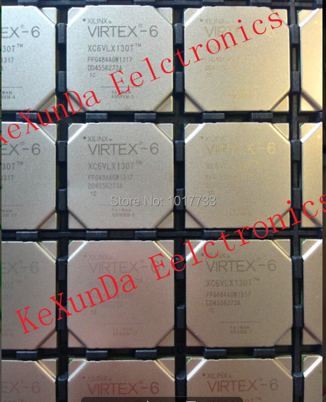 XC5VLX155T-2FF1136C XILINX FBGA-1136 14+ New and original KeXunDa Electronic(China (Mainland))