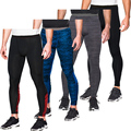 Men s Compression Pants Bodybuilding Jogger Fitness Exercise Skinny Leggings Comperssion Tights Pants Trousers Clothes Clothing