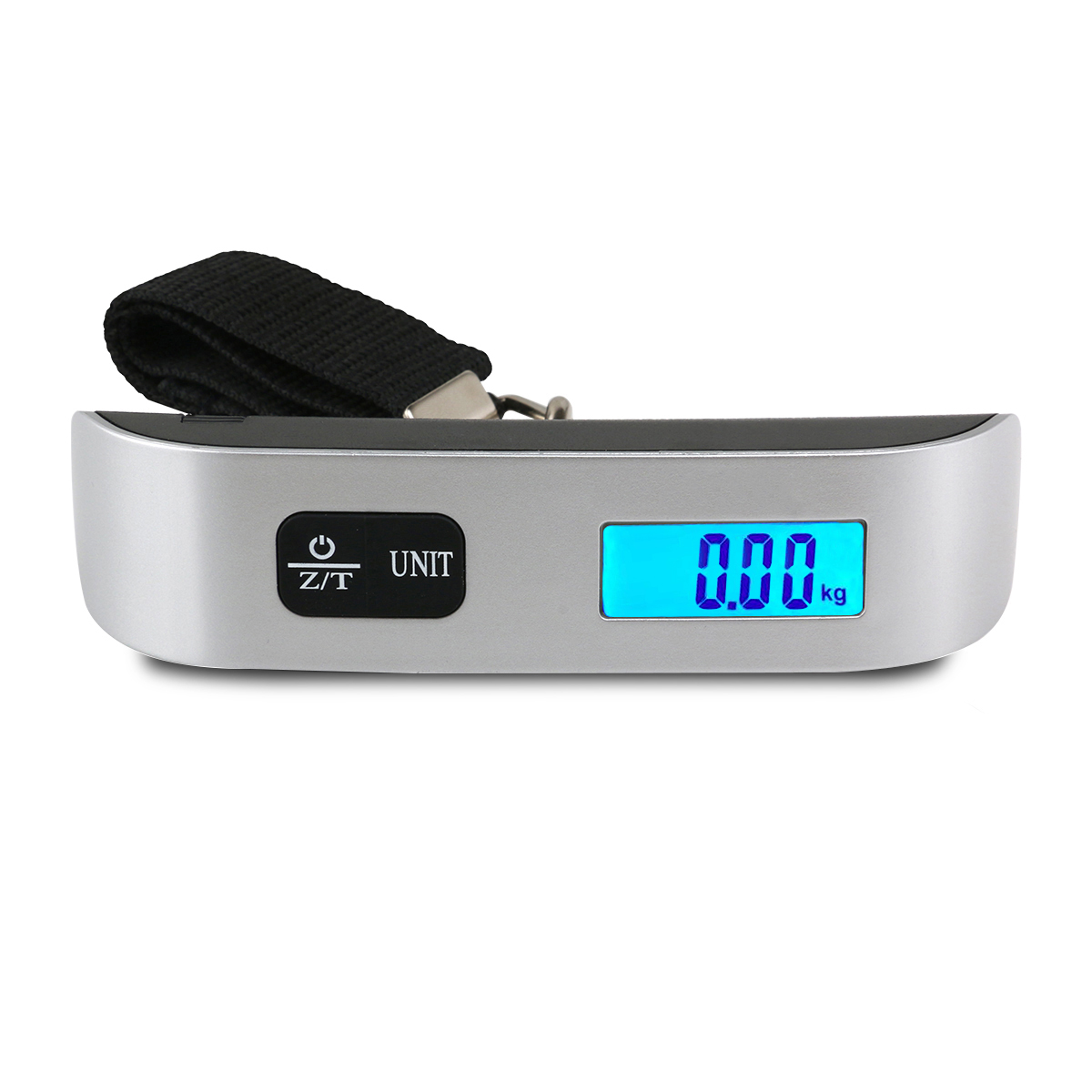Portable T-shaped 50kg/10g LCD Digital Electronic Luggage Scale with Room Temperature Display<br><br>Aliexpress
