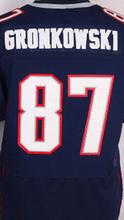 Best quality jersey,Men's 12 Tom Brady 87 Rob Gronkowski 11 Julian Edelman elite Stitched jerseys,White,Red,blue,Size 40-56(China (Mainland))