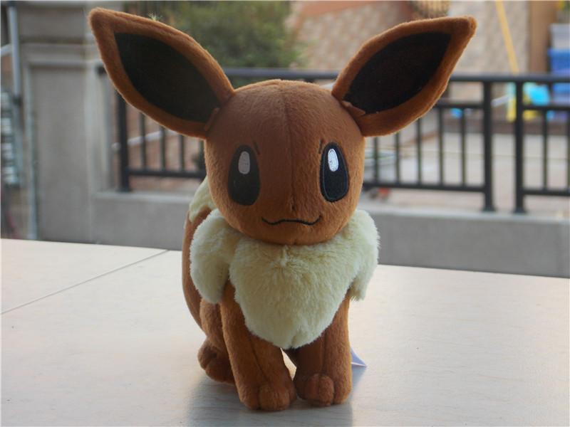 GENUINE Japanese Pokemon Center 2013 Eevee 5.5 Plush Doll<br><br>Aliexpress
