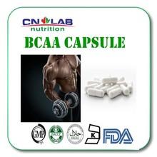 BCAA capsules sports supplement nutrition BCAA capsule 500pcs/lot Best Sport Nutrition BCAA,INSTANT BCAA 2:1:1(China (Mainland))