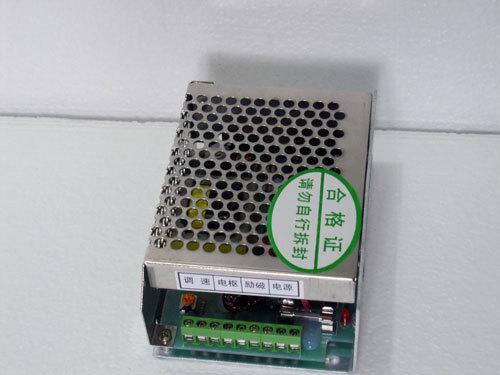 Pwm DC регулятор скорости