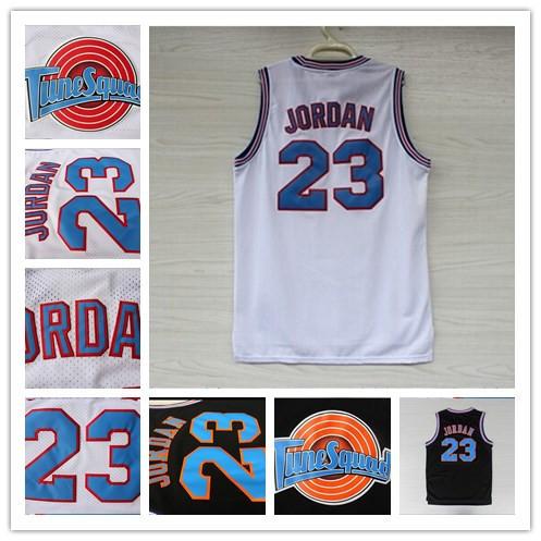 Space Jam Michael Jordan 23 Jersey White, Ai