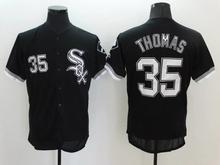 #1 Adam Eaton 8 Bo Jackson 14 Paul Konerko 35 Thomas 79 Jose Abreu jersey new color white size M-XXXL(China (Mainland))