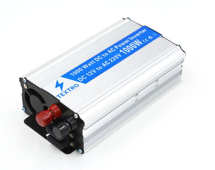 1000W Watt Car Power Inverter Converter DC 12V to AC 220V USB Adapter Portable Voltage Transformer Car Chargers(China (Mainland))