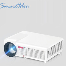 5500lumens Full HD LED 3D Home Cinema Projector 1280x800 1080P LCD Digital Video HDMI Proyector TV Beamer(China (Mainland))