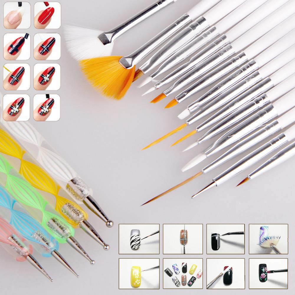 Art Brush Drawing Drawing Polish Brush Pen