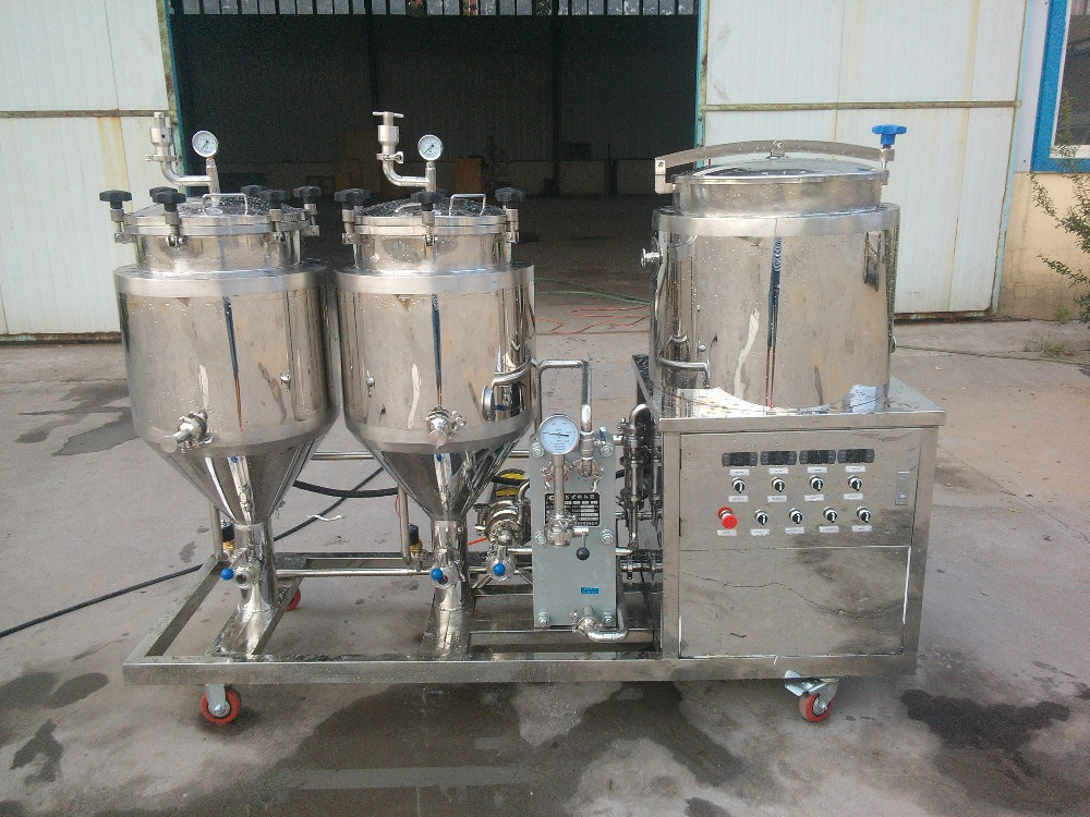 50l Homebrew Equipment Home Brewing System Beer Brewing