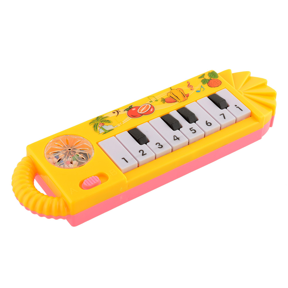 Cute Baby Toys Infant Toddler Kids Toys Plastic Musical Piano Toy Developmental Game Early Educational Musical Toys(China (Mainland))
