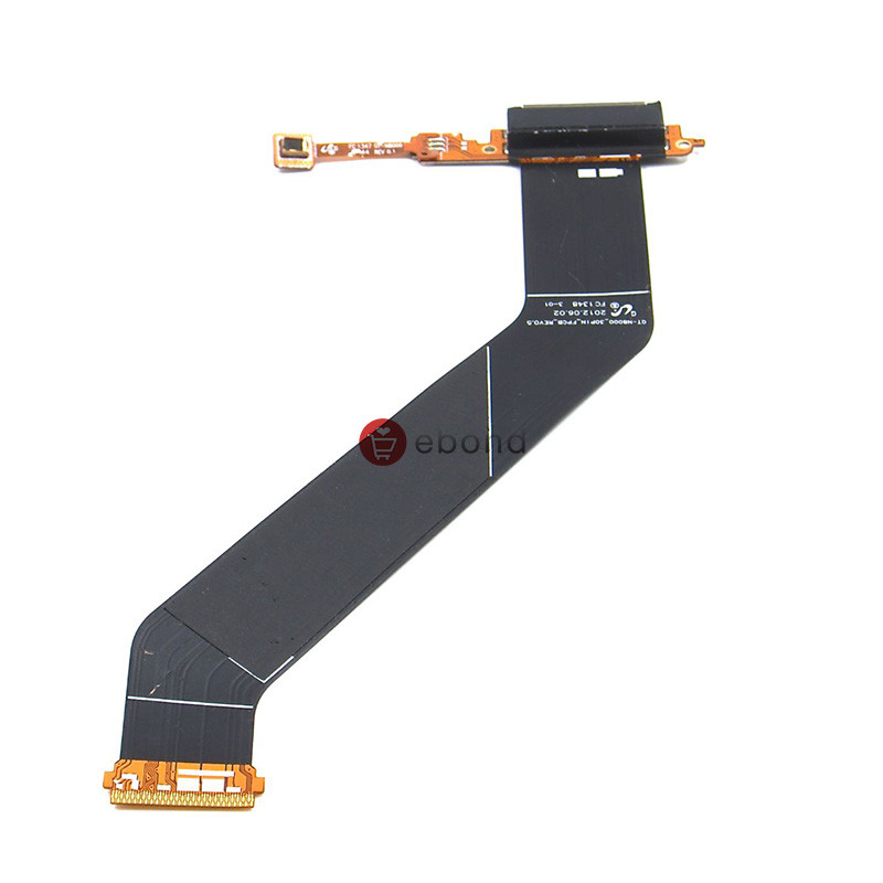 Tested REV 0.5 USB Charger Port Flex Cable For Samsung Galaxy Note 10.1 N8000 USB Charging Port Dock Connector Replacement Parts