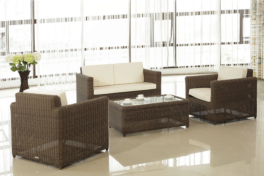 Online buy wholesale bamboo wicker chair from china bamboo for Sofas mimbre exterior