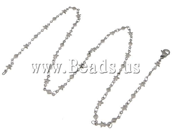 Free shipping!!!Necklace Chain,Men Fashion Jewelry, 316L Stainless Steel, oril color, 10x3.5x2mm, 10x4.5x2mm, Length:18.5 Inch<br><br>Aliexpress
