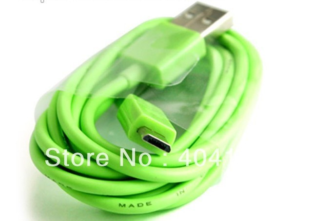 New Arrival HOt sale sync & Changer Micro USB Cable Data Cable For htc for blackberry etc micro usb mobile phone