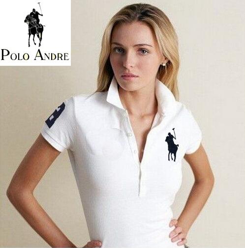 Polo Camisas Mujer