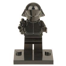 Star Wars 7  Minifigures Building Blocks Phasma Kylo Ren Han Solo Rey Finn Figure Classic Bricks Baby Toys Compatible With Lego(China (Mainland))