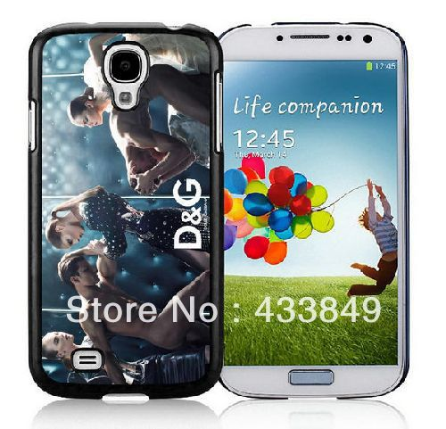Fashion luxury s4 9500 cell phone cover brand name logo nice looks(China (Mainland))