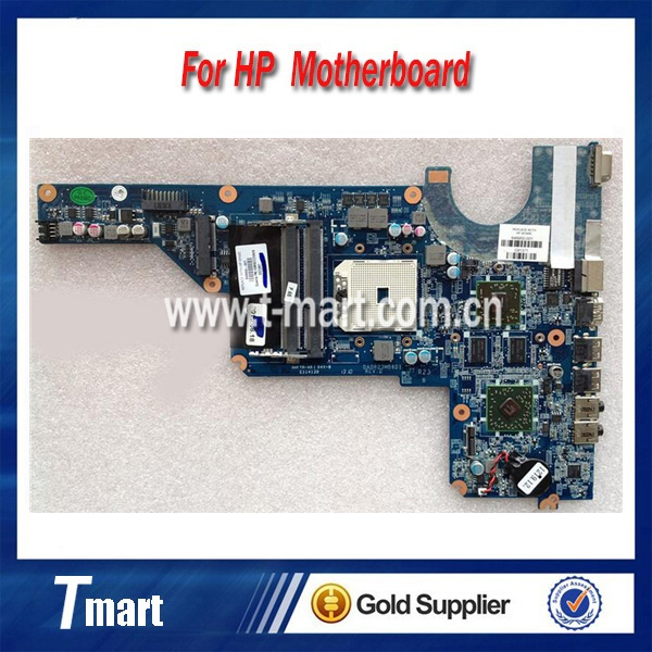 100% working Laptop Motherboard for hp 649950-001 G4 G6 G7 System Board fully tested