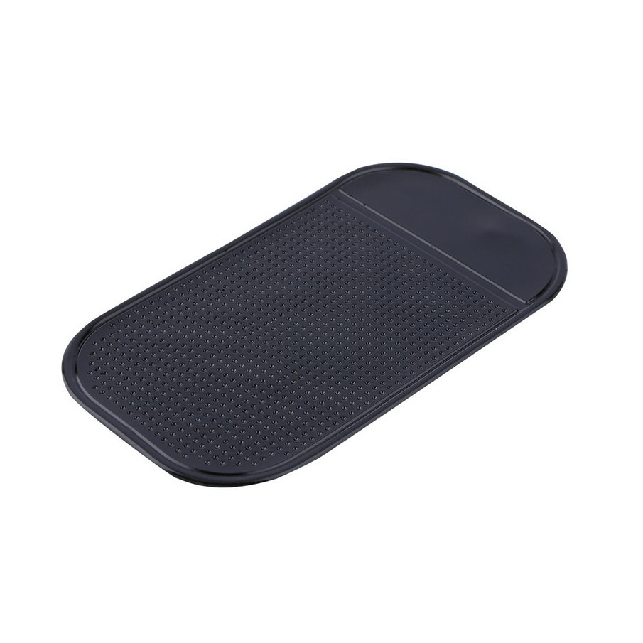 1PC Black Car Dashboard Sticky Pad Silica Gel Magic Sticky Pad Holder Anti Slip Mat For Car Mobile Phone Car Accessories(China (Mainland))