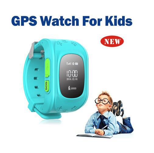 W5 Smart Anti Lost Watch Wistwatch SOS Call Location Finder Locator Tracker For Kid Child Children Old GPS Monitor Smart Watches(China (Mainland))