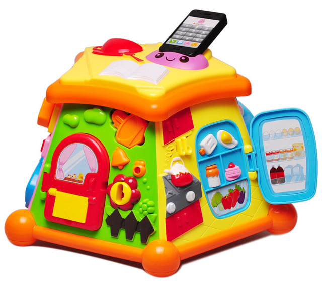 Multifunctional toys wisdom house 1.4