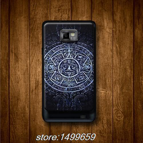 mysterious totem design cell phone cover samsung Galaxy S2 SII i9100 , hard protective case - shenzhen TOP10 Technology Co. Ltd store