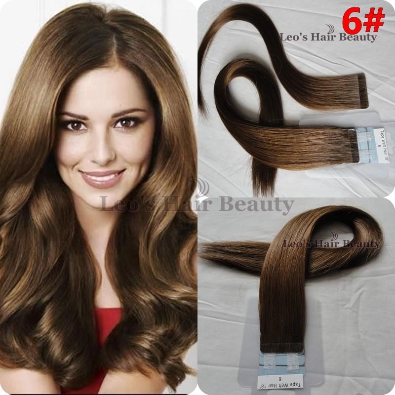 MRS HAIR SALON 18/15 Tape Hair Extension mrs dalloway