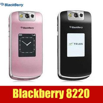 Первоначально открынный Blackberry 8220 сотовых телефонов оптовая продажа с сотовых телефонов