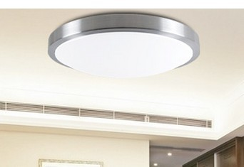 24w led ceiling lights plate free shipping 2400LM wholesale price AC85~265V(China (Mainland))