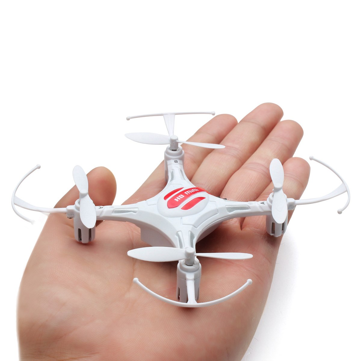 Eachine H8 Mini Headless RC Helicopter Mode 2.4G 4CH 6 Axle Quadcopter RTF Remote Control Toy Mode2(China (Mainland))