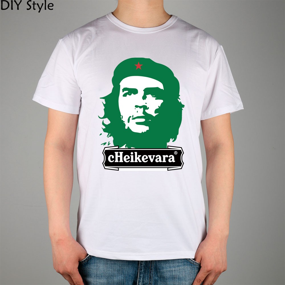 CHE Beer Guevara T-shirt cotton Lycra top 5783 Fashion Brand t shirt men new high quality  HTB1YcYbMpXXXXa2XXXXq6xXFXXXz
