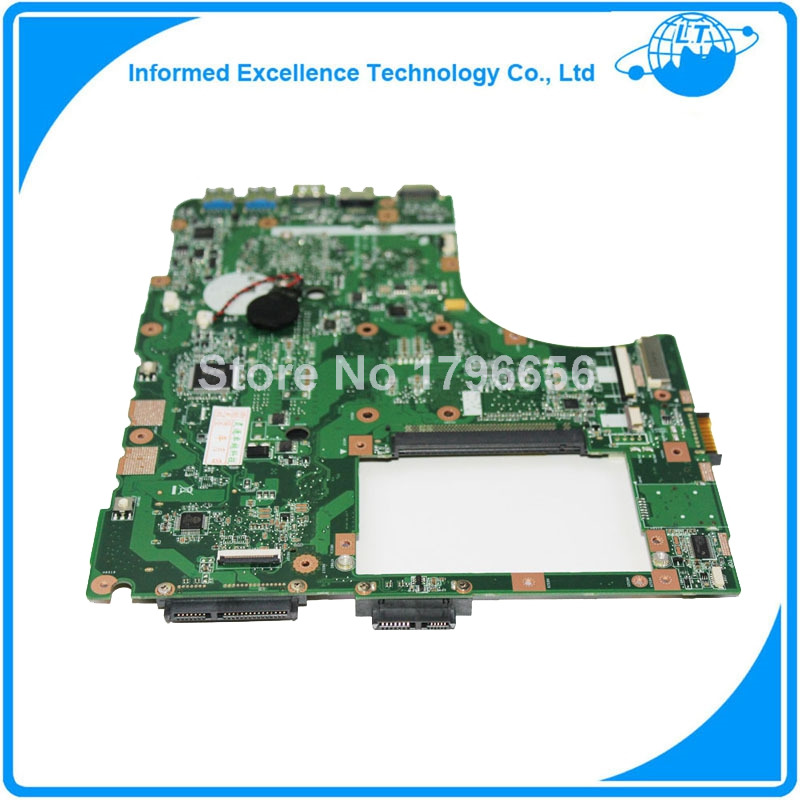 Top quality Laptop Motherboard for ASUS N55SF N55SL N55S REV 2.0 intel HM65 DDR3 full Tested shipping off(China (Mainland))