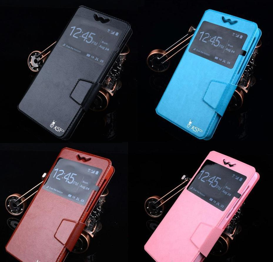 Luxury Uniscope XC2S Case, New Item Flip Leather Soft Silicon Back Cover for Uniscope XC2S Phone Cases Free Shipping